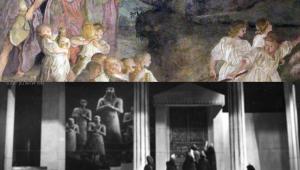 הרצאה: פרופ' נורית יערי_בין ירושלים ואתונה: התיאטרון הישראלי והמסורת הקלאסית