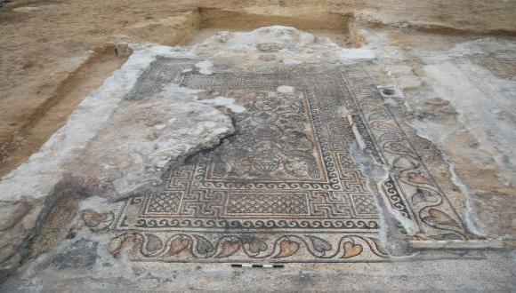 ביקור הפטריארך תיאופילוס השלישי ופמלייתו