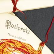 תואר שלישי  (דוקטורט)